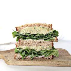 Quick Easy Vegan Lunch, Quick Easy Vegan, Vegan Lunches, Vegetarian Recipes, Healthy Recipes, Lunch Recipes, Healthy Meals, Plant Based Recipes, Food Processor Recipes