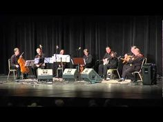 Kruger Brothers perform Appalachian Concerto at MerleFest 2011