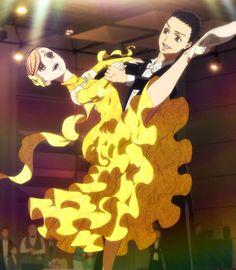 Ballroom e Youkoso Image - Zerochan Anime Image Board Pretty Anime Girl, Anime Love, Manga Art, Anime Manga, Ballroom E Youkoso, Otaku, Anime Watch, Anime Dress, Ballrooms
