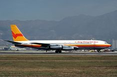Hang Khong Viet Nam Boeing 707 Volpati - Air Vietnam - Wikipedia, the free…