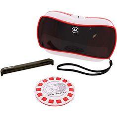 Mattel Virtual Reality Brille, »View Master Starterpack« in  im Online Shop von Baur Versand