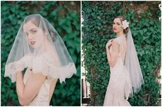 Enchanted Atelier Bridal: SS 2014 Accessories | Headpieces | Veils