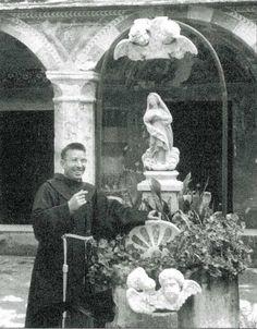 Padre Dalmazio Colombo e la Madonnina