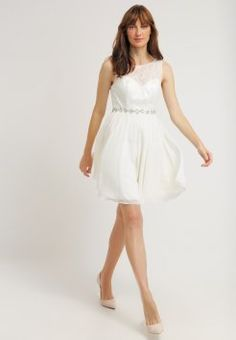 Laona - Cocktailkleid / festliches Kleid - light beige