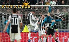 Champions League :Juventus 0 Real Madrid Cristiano Ronaldo scores two on bicycle kick goal Real Madrid Cristiano Ronaldo, Cr7 Ronaldo, Jorge Mendes, Superstar, Real Madrid Pictures, Real Soccer, Bicycle Kick, Arsenal News, Thing 1