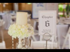 Chapter table numbers