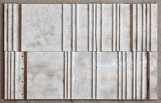 CONCRETELY: Ms Bache's glazed concrete wonders