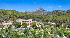 Majorca luxury hotel near Tramuntana mountains - Castell Son Claret