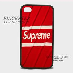 Supreme Red - iPhone 4/4S Case
