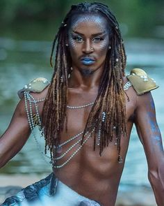 One merman is swimming against the stereotypes and is fighting for more black people to embrace the mer lifestyle.  Blix is a gay professional mermaid who lives in Atlanta.