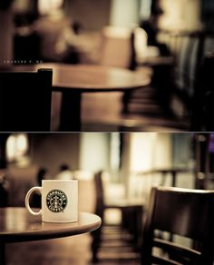 Starbucks.   Craving.   (the best memories are forged over coffee)