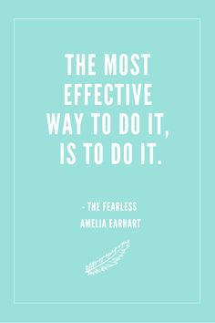 Amelia Earhart - American aviation pioneer #internationalwomensday #ameliaearhart #inspiration #quote