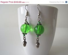 VALENTINE SALE chainmaille earrings  holiday by ebrukjewelry, $10.80
