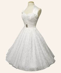 rockabilly wedding dresses | 50s style dress | Shop 50s style dress sales & prices at TheFind