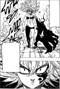 Nanatsu no Taizai manga 187 | Derriere.