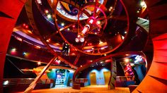 Disney World History - a look at DisneyQuest in Disney Springs and what it offered | (c) Disney