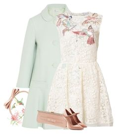 """""""Thoughts of Spring"""" by easy-dressing ❤ liked on Polyvore featuring RED Valentino"""