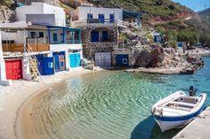 Fairy bay, Firopotamos - Milos island, Greece