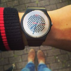 #Swatch ON THE GRILL http://swat.ch/1fNSKzI