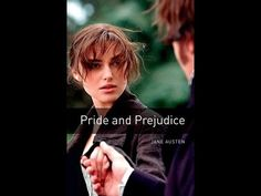 "'Pride and Prejudice' with Keira Knightley and Matthew Macfadyen. ""Women don´t shake hands with men. So the first time Darcy touches Elizabeth is when he helps her into the carriage. Which is a really beautiful moment. How important one touch can be. Keira Knightley, Keira Christina Knightley, Jane Austen, Pride And Prejudice 2005, Mr Darcy, Great Movies, Awesome Movies, Beautiful Moments, Make Me Smile"