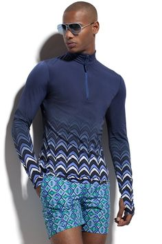 Orlebar Brown + Emilio Pucci Beachwear Collection - http://olschis-world.de/   #Beachwear #OrlebarBrown #EmilioPucci