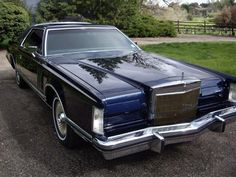 Lincoln Mark Series | New 1979 Lincoln Mark V Collectors Series Limited Edition