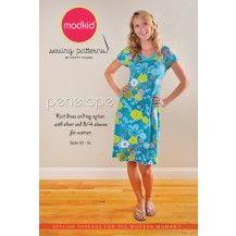 Modkid Penelope Knit Dress Pattern