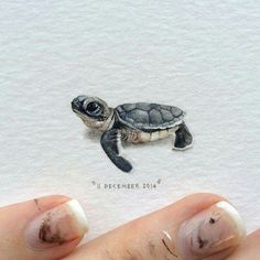 Miniatura paintings Lorraine Loots