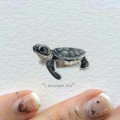 Miniatura paintings Lorraine Loots