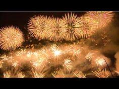 おぢやまつり 花火大会 2014 フィナーレ:市民一同 600mワイドスターマイン [Finale] Japan Fireworks 2014 in Ojiya City,Niigata pref. - YouTube