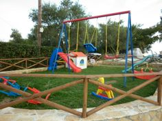 Zante View Play Ground - Book Now Your Zante Holidays in Zante View Studios by Visiting the Following Link: http://www.zantehotels4u.com/english/main/hotels/details/Zante-View-Studios/87