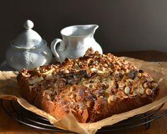 Appelnoten-cake met kaneel - makkelijke cake