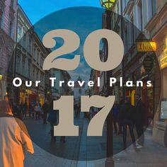 The Square Owl - Our 2017 Travel Plans