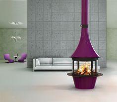 Traforart Lorena Central  Design Fireplaces Nomikos
