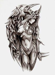 Hell Tattoo Ideas