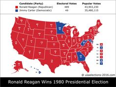 8 Best 1980 Presidential Election images | 1980 presidential ...