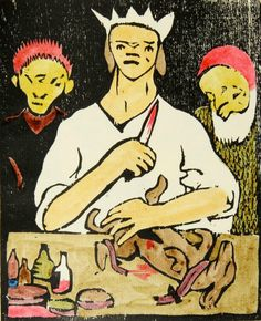 Josef Vachal Ex Libris, Macabre, Printmaking, Disney Characters, Fictional Characters, Museum, Drawings, Illustrations, Life