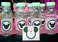 Pink Minnie Party