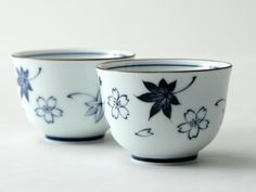 Yunomi(pair) - Japanese Green Tea Hibiki-an