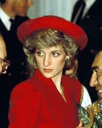 Perfection (This is not Canada.... she is wearing different earrings to the Canada trip  Could be 1986 Austria)