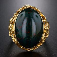 Antique Bloodstone Ring