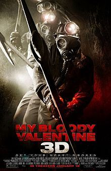valentine horror full movie