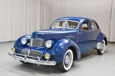 1941 Graham Hollywood Sedan Graham-Paige, Graham - (Graham-Paige Motors Corp. Detroit, Michigan 1927-1941)