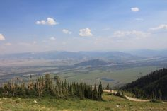 Teton mountain