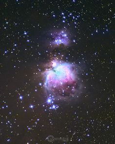 Alright Alright Alright I know this is posted here a bunch especiallyyyy this time of year but..... This is my first ever successful capture of M42 and I just needed to let the world know. [OC][1638x2048] http://ift.tt/2l669dt