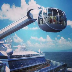 This is just the #beginning....#QuantumOfTheSeas by #RoyalCaribbean