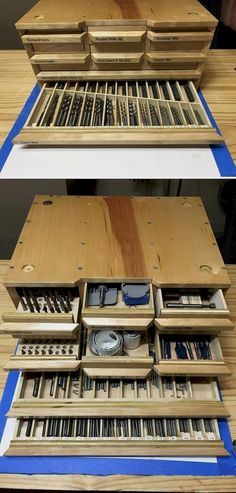 9 Insane Tricks Can Change Your Life: New Woodworking Tools Work Benches essential woodworking tools helpful hints.Vintage Woodworking Tools For Sale woodworking tools workshop dust collection.Woodworking Tools How To Build How To Use. Workshop Storage, Workshop Organization, Garage Workshop, Garage Organization, Organization Ideas, Woodworking Organization, Workshop Bench, Wood Workshop, Workshop Ideas