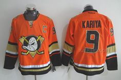 http://www.xjersey.com/ducks-9-paul-kariya-orange-reebok-jersey.html DUCKS 9 PAUL KARIYA ORANGE REEBOK JERSEY Only 47.31€ , Free Shipping!