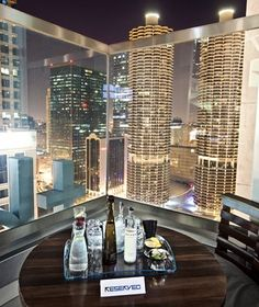 Roof on the Wit, Chicago - World's Hottest Rooftop Restaurants | Travel + Leisure