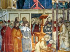 Italy has numerous Saints, but none as loved or as admired as St. Francis of Assisi in Umbria.